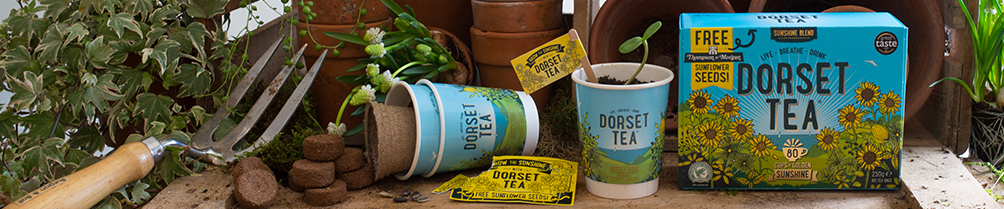 Claim your free Dorset Tea™ Growing Kit