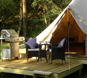 Glampotel - Glamping Holidays