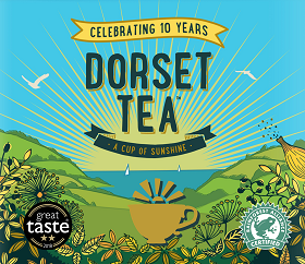 Dorset Tea's 10th Anniversary