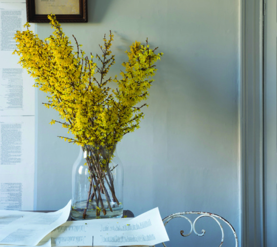 Six ways to use yellow in your home