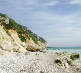 My favourite coastal walk in Dorset image