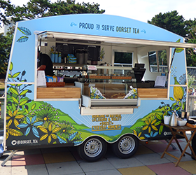 Dorset Tea™ at Summer Events image