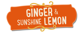 Ginger and Sunshine Lemon