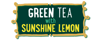 Green Tea with Sunshine Lemon