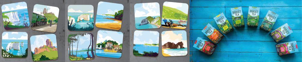 WIN Dorset Coasters!